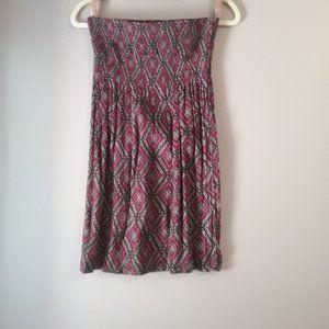 🌞 Forever 21 Halter Dress | Elastic Bust | Medium